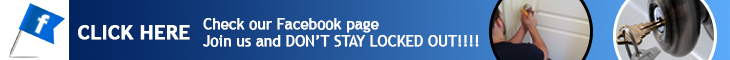Join us on Facebook - Locksmith Diamond Bar